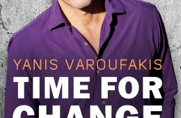 Varoufakis, Time For Change, Buchcover