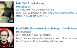 was verdient man als youtuber