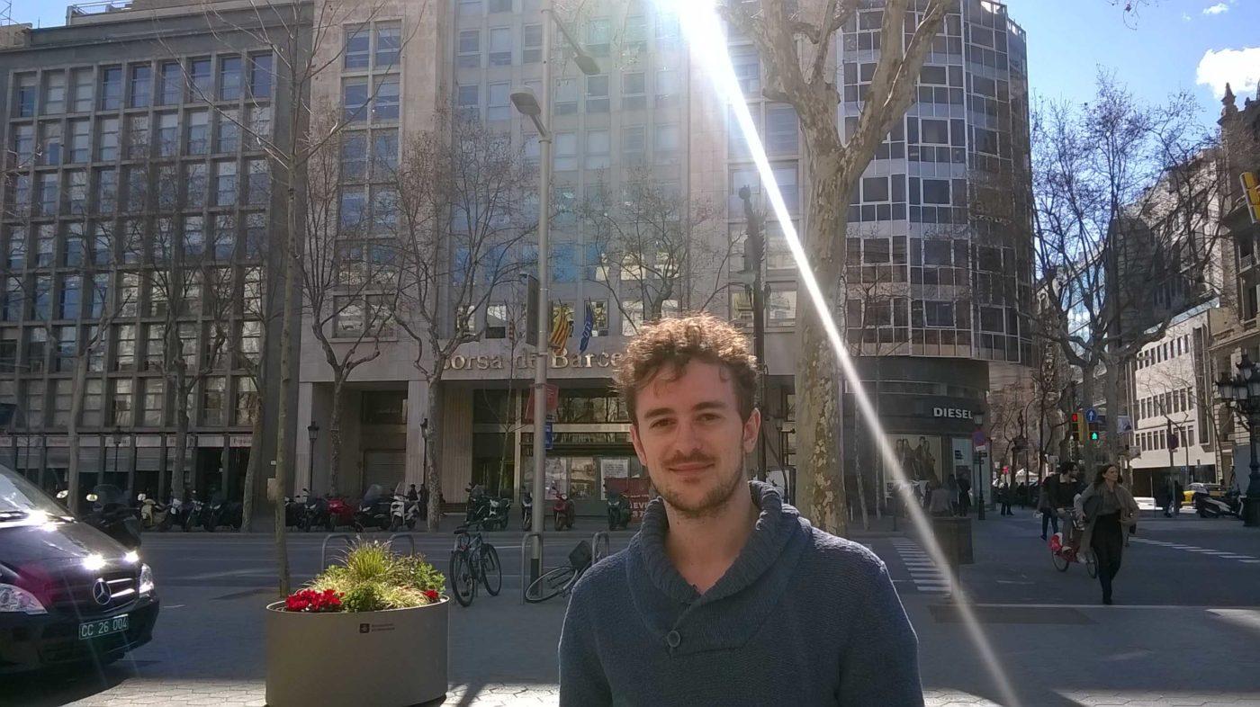Die Börse von Barcelona