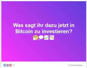 In Bitcoin investieren - die Fragen häufen sich