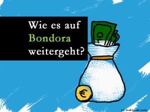Wie geht es weiter auf Bondora?