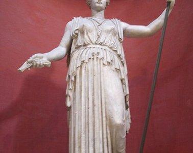 Die Statue der Ceres