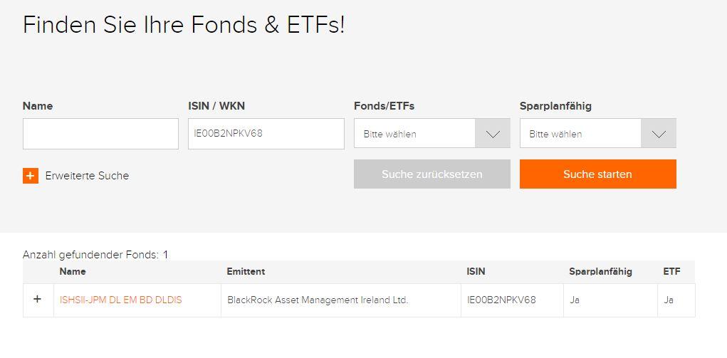 Wie du in 8 Schritten einen ETF-Sparplan anlegst (flatex)